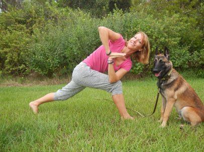Yoga with Nikyo
