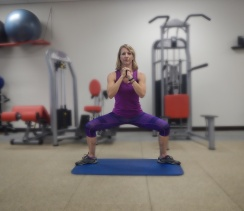Strength Training in the gym